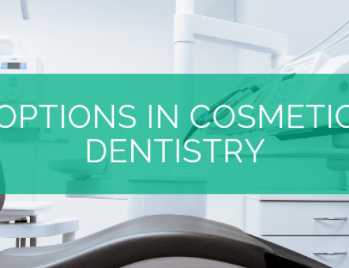 Options in Cosmetic Dentistry – Part 1