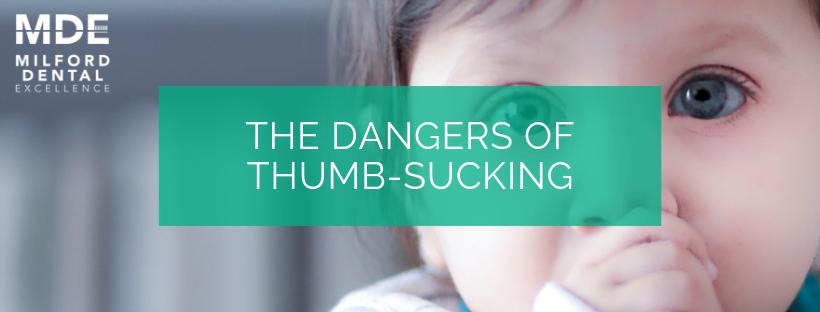 Dangers of Thumb-sucking